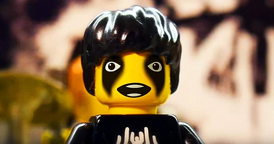 LEGO Killing Joke performing 'Requiem'