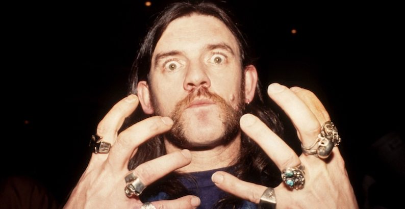 '100,000 tabs of acid': Lemmy talks records, touring with Hendrix, and sex with a trans person