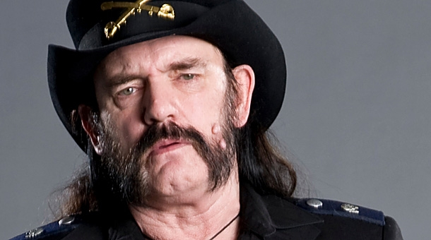 'I would love to play for you, but I can't': Lemmy stops gig after two songs for health reasons