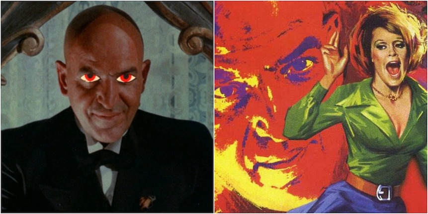 'Don't break my balls, priest': Telly Savalas in Mario Bava's trippy classic 'Lisa and the Devil'