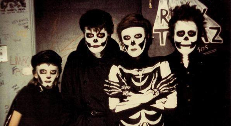 I'm Dancing with Death: The Forgotten Glam Punk of Lou Miami & the Kozmetix