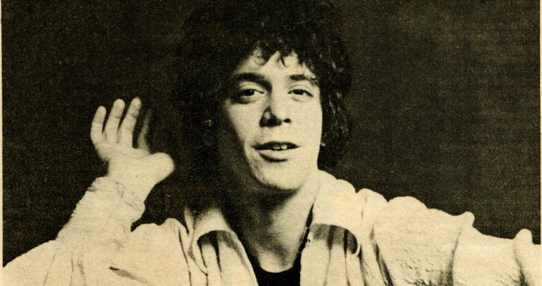 Little-known Lou Reed poem about 'Janis, Jimi, and Me' from 1971