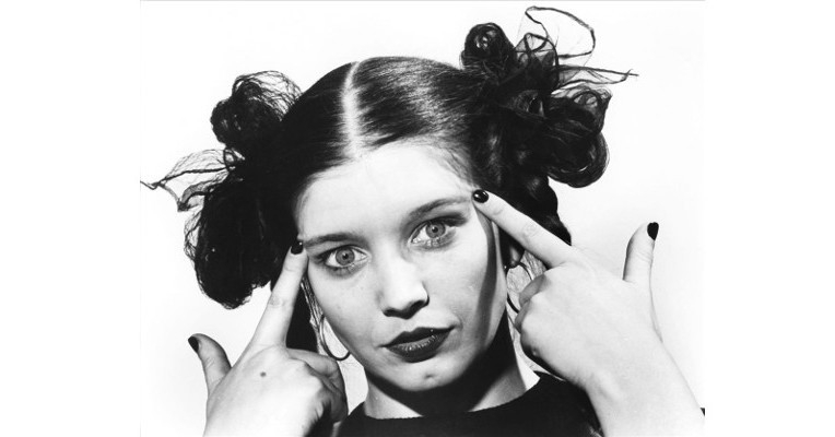 Lene Lovich dominates Studio 54, 1981