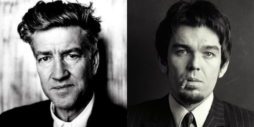David Lynch recites Captain Beefheart's 'Pena'