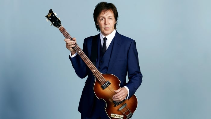 The Quantum Multiverse (as seen on Paul McCartney's 'One to One' tour)