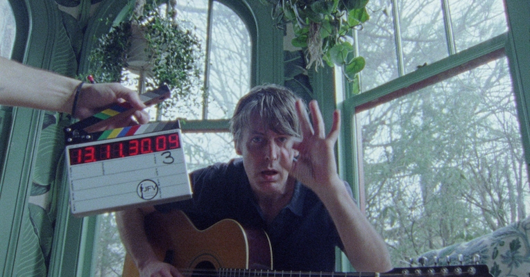 Exclusive first look at 'Sparkle Hard,' a short film documenting Stephen Malkmus' goofy life