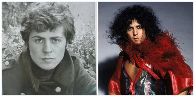 20th Century Boy: Photos of a nearly unrecognizable 'mod' Marc Bolan from the early 60s