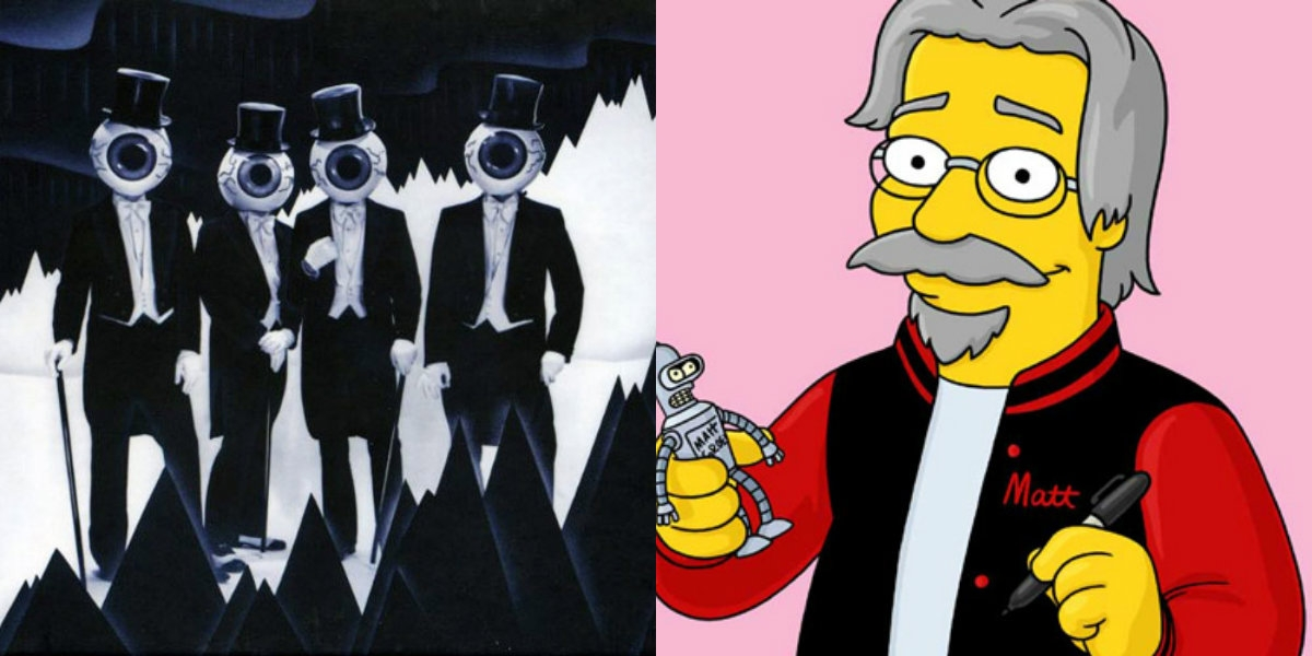 'Simpsons' creator Matt Groening tells the story of The Residents, 1979