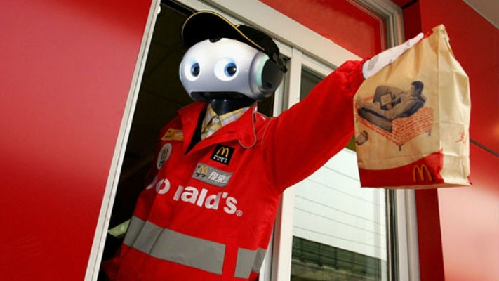 Dangerous Finds: Robots take fast food jobs; America's horniest President; Republicans vs Retirement