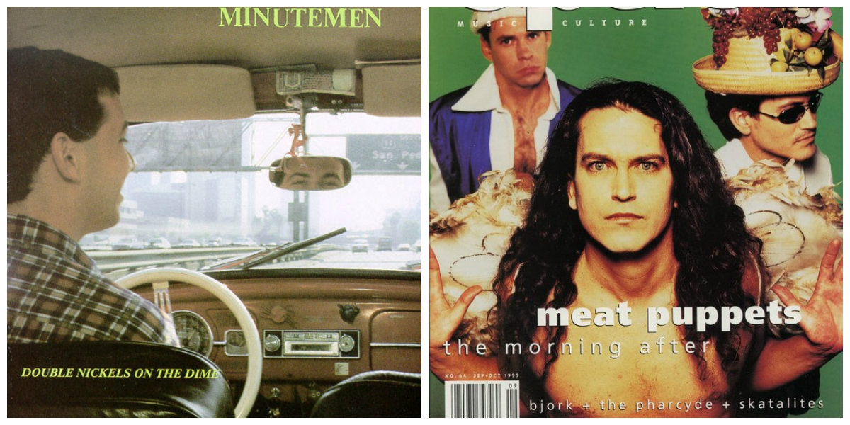Joy at Sea: That time the Meat Puppets and the Minutemen played a show on a boat (A DM premiere)