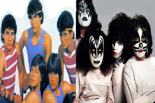 Remember that time when Menudo covered KISS and it was kind of awesome?