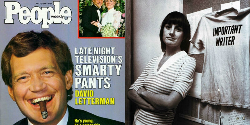Merrill Markoe: Unsung heroine of 'Late Night with David Letterman'