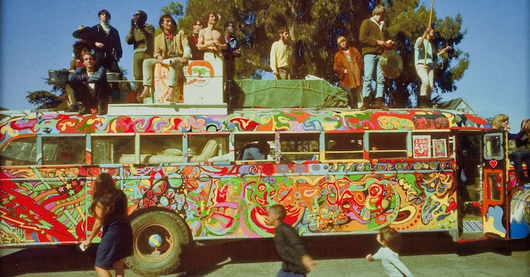 Electric Kool-Aid Cuckoo's Bus: Go further with Ken Kesey and his Merry Pranksters