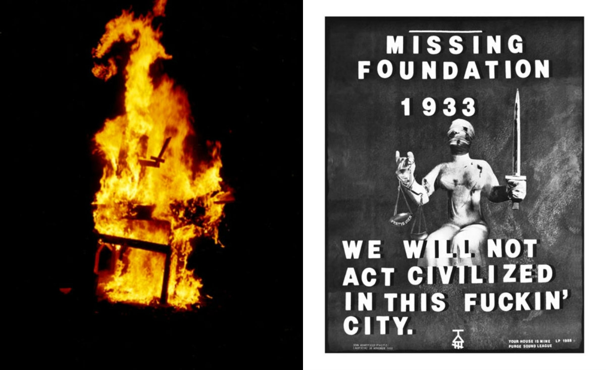 Missing Foundation, the long-lost industrial rockers who almost destroyed New York City