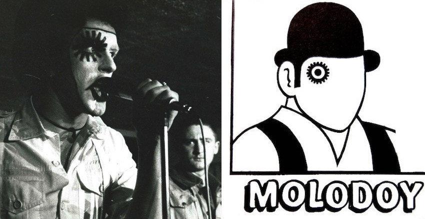 Real Horrorshow: The short-lived 'Clockwork Orange'-themed punk band Molodoy