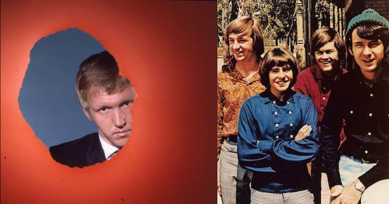 Harry Nilsson's demo recordings for the Monkees