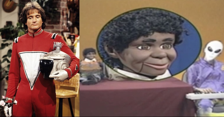 'Garry Marshall, why didn't you hire me?': Singing puppeteer still irked he wasn't cast as Mork