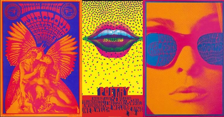 The psychedelic genius of Victor Moscoso