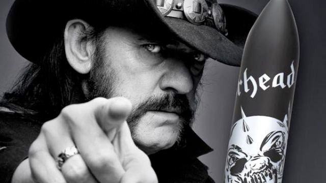 Fuck Motörhead: Seriously, you can sort of do that, there are Motörhead vibrators now
