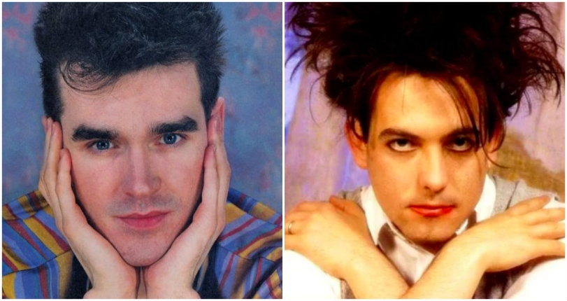No, I hate you MORE: The decades-long feud between Morrissey & Robert Smith of The Cure