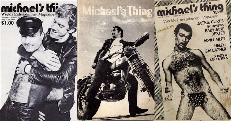 'Michael's Thing': New York City's once essential queer city guide (as seen on HBO's 'The Deuce')
