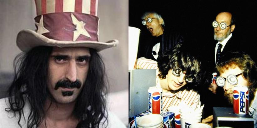 'They Saved Zappa's Moustache': Negativland do Frank Zappa