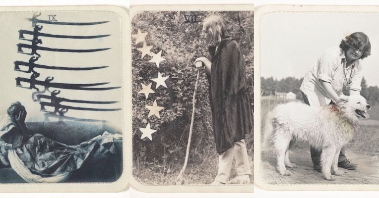 The haunting photographic tarot deck, with an unexpected nod from Bruce Springsteen