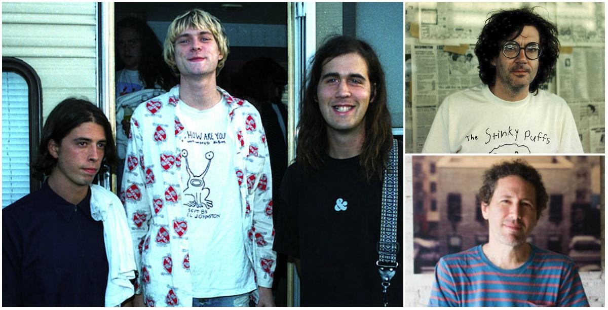 Nirvana, Yo La Tengo, and Half Japanese meet in the Super Stinky Puffs, 1994