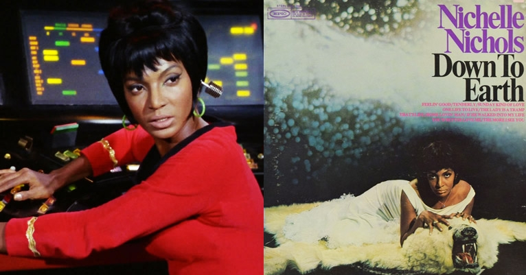 Never mind the Shatner, the 'Star Trek' cast member with the golden voice was Nichelle Nichols