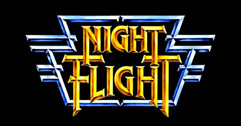 Never mind the MTV Classic, Night Flight is back!