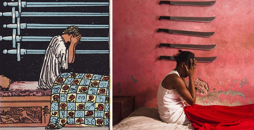 'The Ghetto Tarot': Haitian artists transform classic tarot deck into stunning real life scenes