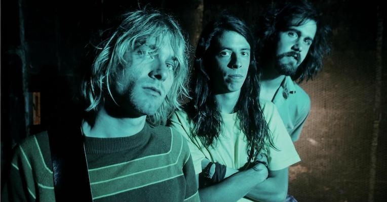 Nirvana's first & only (?) fan newsletter, written just before 'Nevermind' changed the world