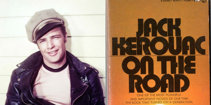 That time Jack Kerouac asked Marlon Brando to make a movie of 'On the Road' 1957