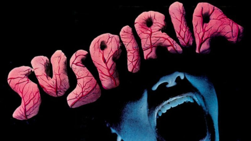 'Suspiria': Dario Argento's masterpiece on Blu-ray for the first time in North America