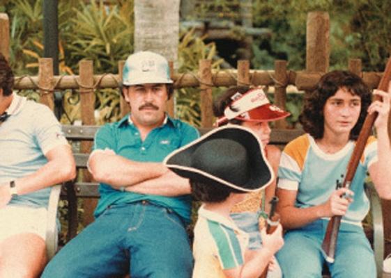 Narcos en fantasyland: Pablo Escobar's 1981 trip to Walt Disney World