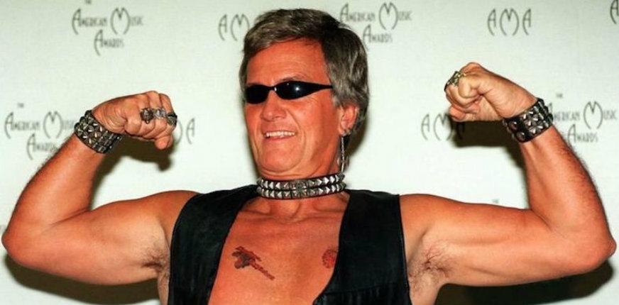 Holy Diver: Pat Boone goes metal, Christians go berserk