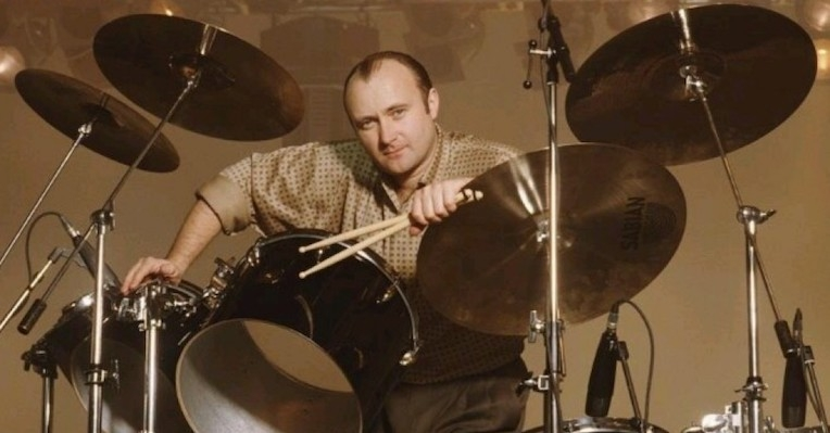 Phil Collins' famous drum fill from 'In the Air Tonight' gets the Steve Reich treatment