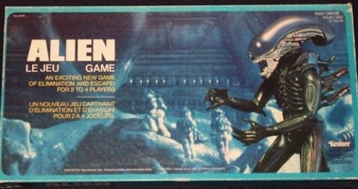 'Aliens are never eliminated': Amazing 1979 'Alien' board game