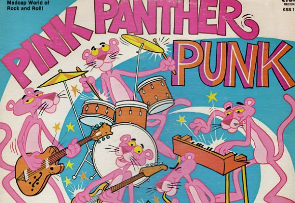 Pink Punk: Listen to the bizarre anti-punk rock anthem from… the Pink Panther!?!