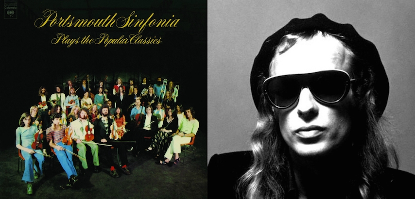 'The world's worst orchestra,' featuring Brian Eno on clarinet