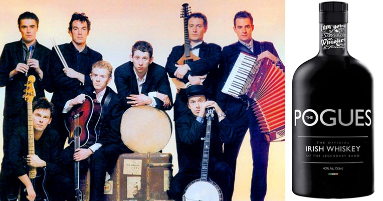 The Pogues are launching their own brand of Irish whiskey because of course they are