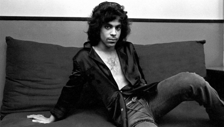 Lewd guitarist: Watch a young Prince on 'American Bandstand' and live in New York City, 1980/81