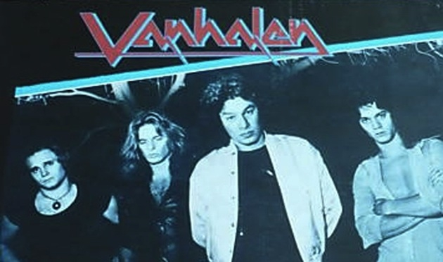 'They tried to make us look like the Clash!' Van Halen's rejected first album cover
