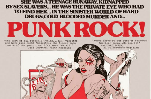 'Punk Rock': Porno and New York City punk collide in this gritty 1977 X-rated crime drama