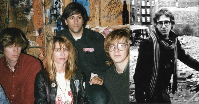 'Put Blood in the Music': Essential doc on Sonic Youth, John Zorn & other 80s NYC noise musicians