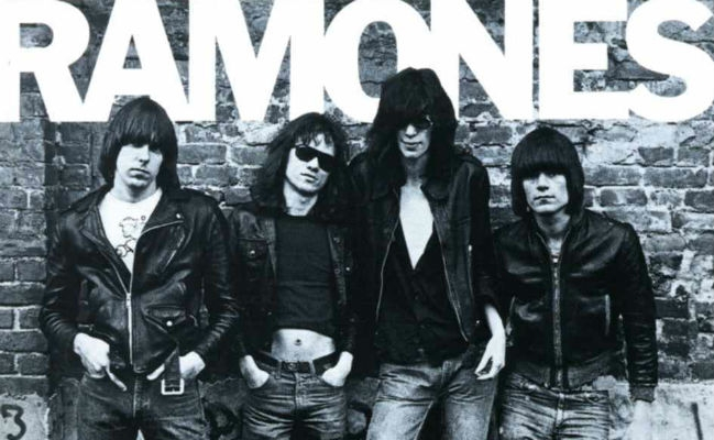 Back to mono: The Ramones' debut album is 40 years old and it's the best release of 2016