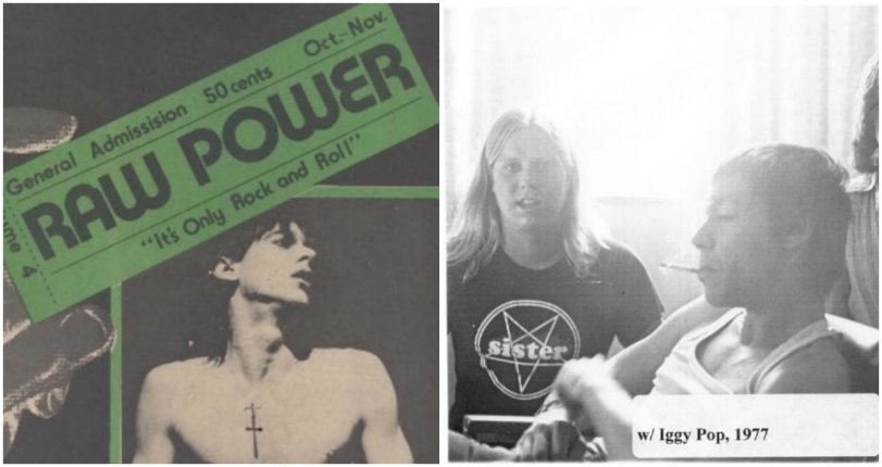 'Raw Power': The vintage 'zine run by teens who took on rock & punk (and won) back in the mid-70s