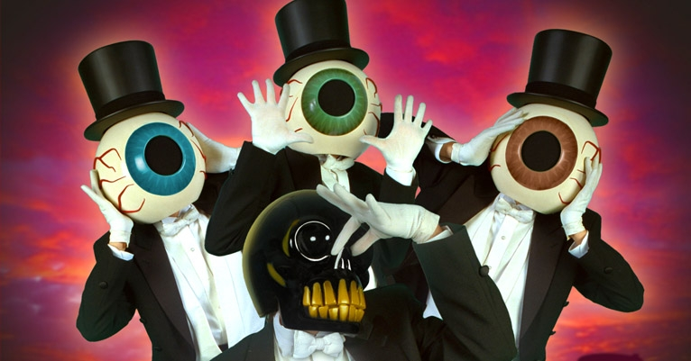 'Train vs Elephant': New music from The Residents