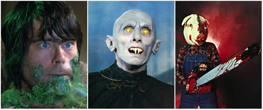Old-school action figures based on 'Motel Hell,' 'Creepshow,' 'Salem's Lot,' 'Heavy Metal' & more!