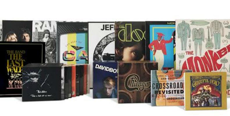 Rhino's Desert Getaway: Win box sets from Bowie, Ramones, Cars, Doors, Monkees, Dead & more